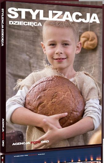 stylizacja dziecięca w fotografii
