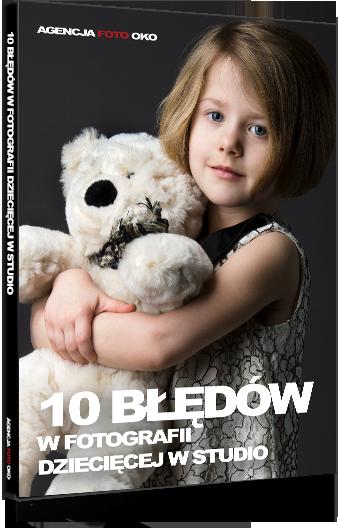 10 błędów w fotografii dziecięcej w studio